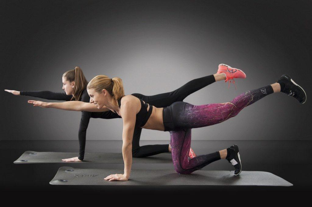 Programme de renforcement musculaire complet sans matériel en circuit-training