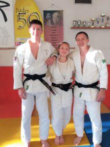 Les grades au judo